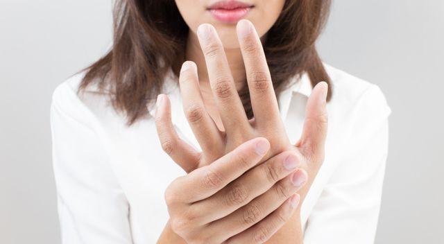 Parestezje rąk