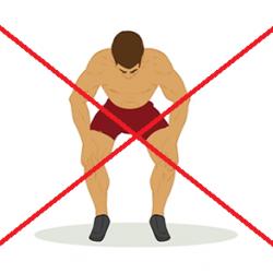 Krążenie kolan - dlaczego nie kręcić - rozgrzewka